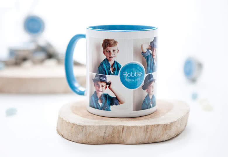 Order your own Colored Mug