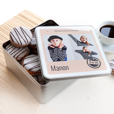 Create a Cookie Tin