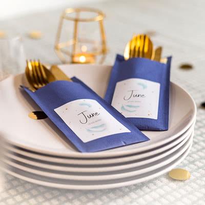 Create Cutlery envelopes