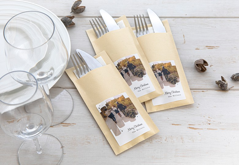 Create Cutlery envelopes
