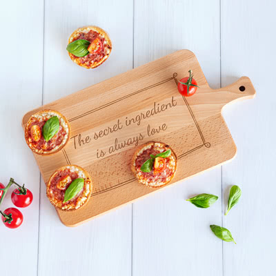Make a Wooden Cutting Board