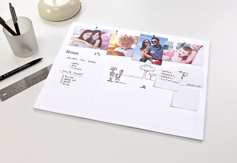 Order your own deskpad