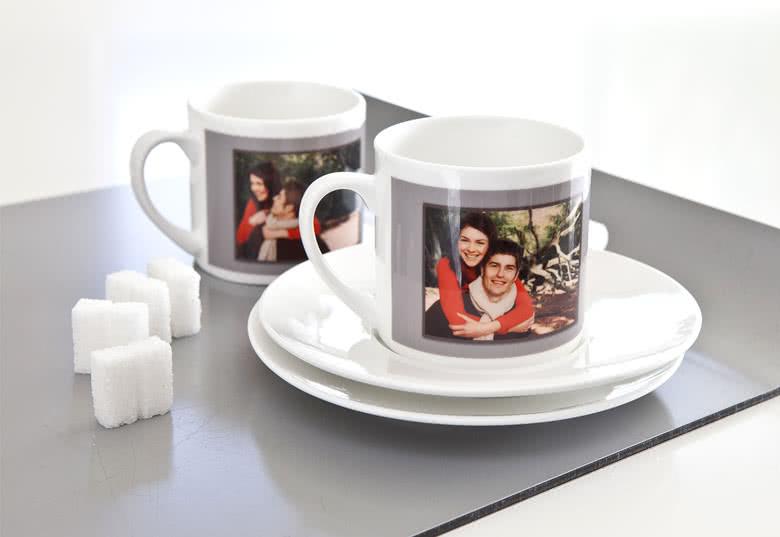 Maak een Espresso set