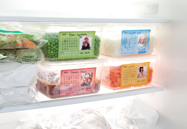 Make Freezer Labels