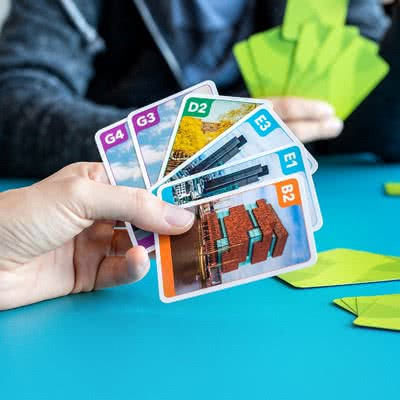 kortspil med egne billeder
