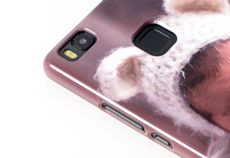 Plaats uw eigen foto's op een Huawei Case