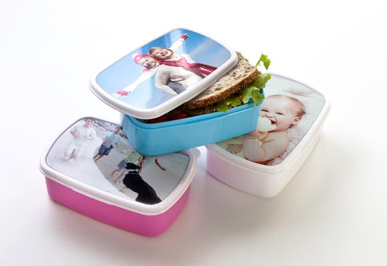 Lunchbox erstellen