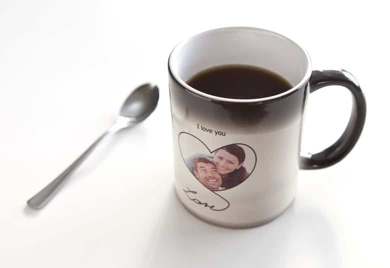 Enjoy your warm drinks with your Magic mug
