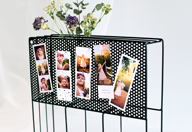 Photo booth Photo magnets