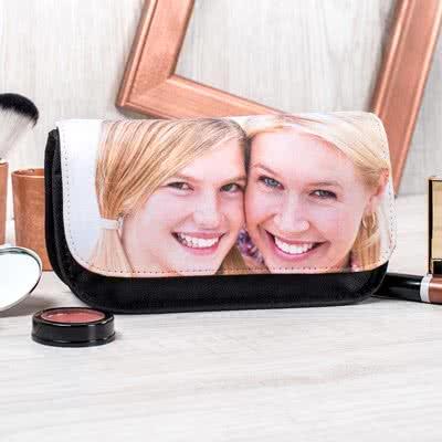 Gör en makeup väska