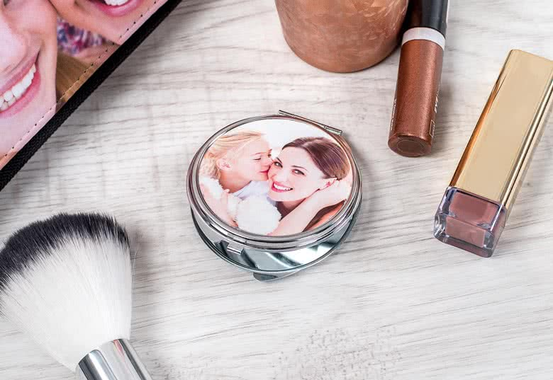 Create a Makeup mirror