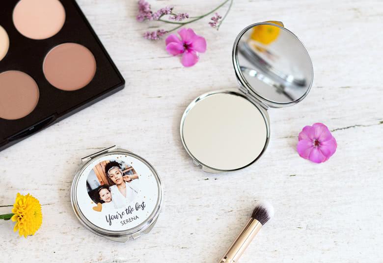 Gör en makeup-spegel