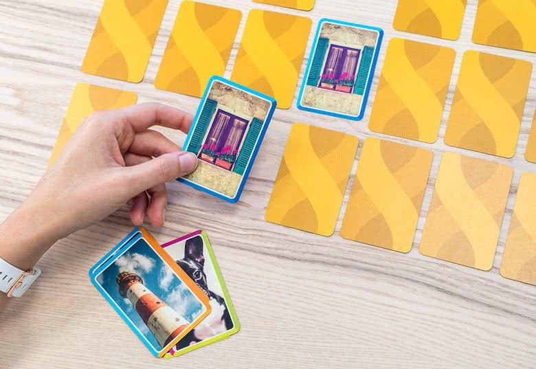 Memo-Karten anlegen