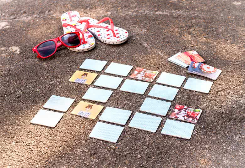 Order your own memory game