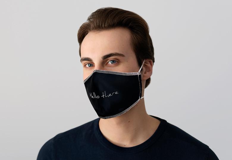 Masque buccal (x4)