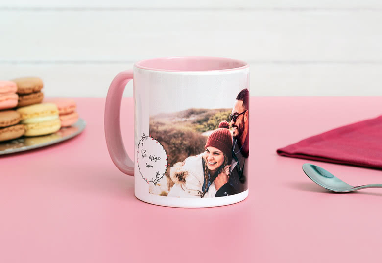 Personalised Mug to give away