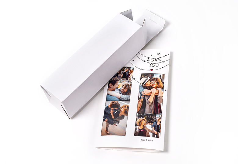 Wrap-around paperboard sleeve