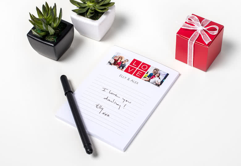 Order your own notepad