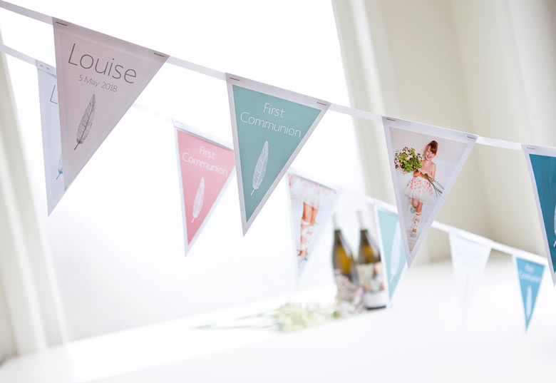 Create Party Flags