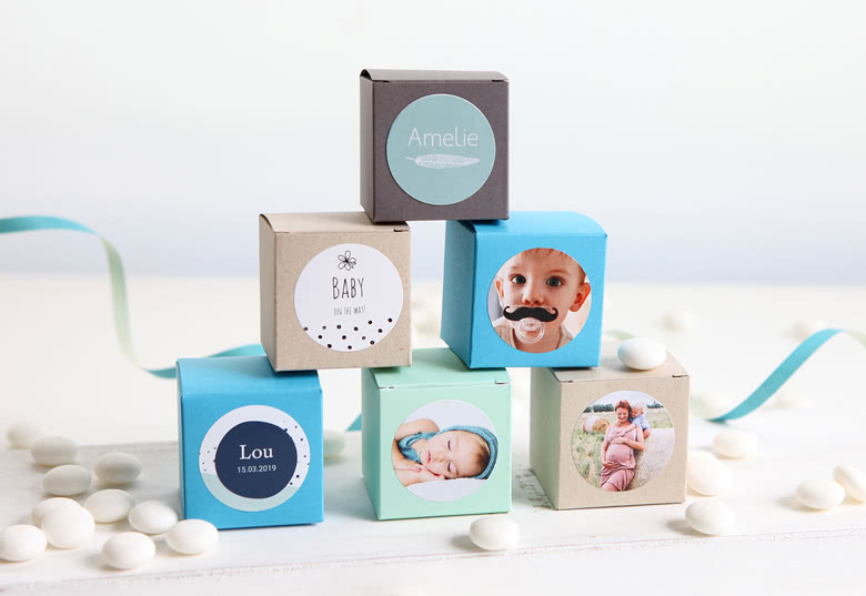 Create a Party Favours Set