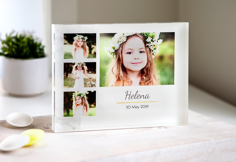 Make a Photo Block