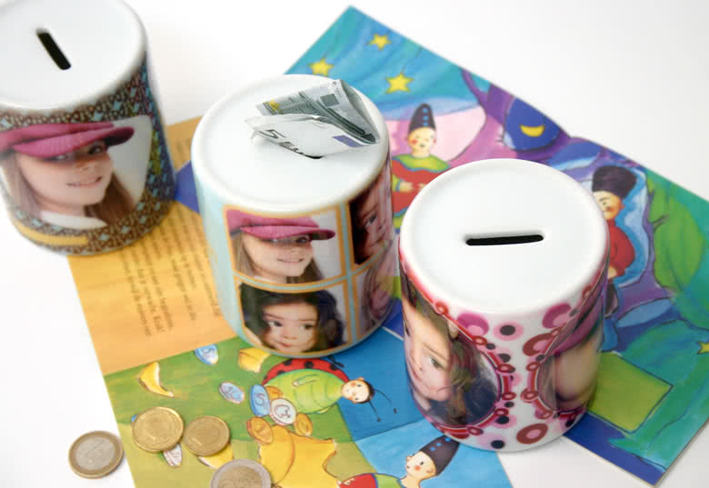 Personalise your Piggy Bank
