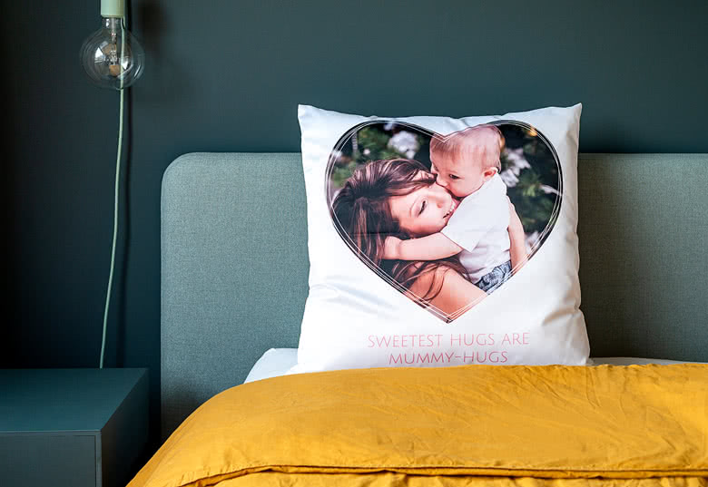 Create a Photo Cushion