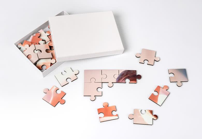 Commandez un puzzle à votre image
