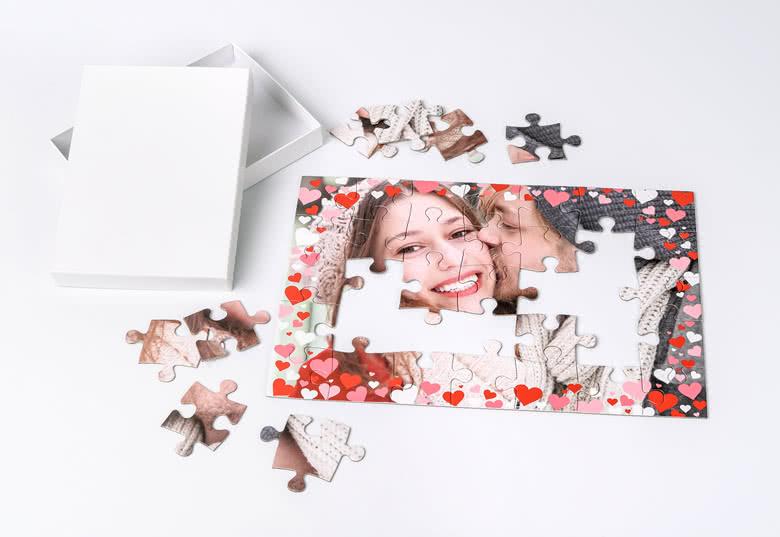 Puzzel die leuke momenten samen tot een schitterende foto