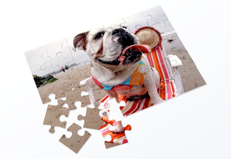 Bestellen Sie Ihr persönliches Foto-Puzzle