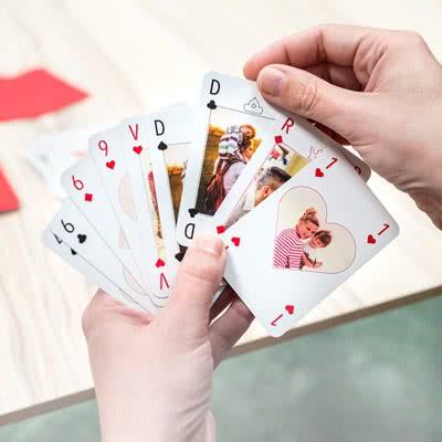 Maak speelkaarten