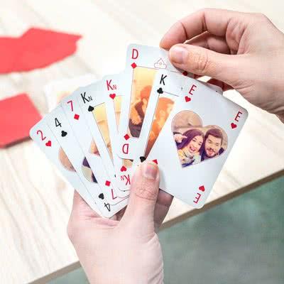 Lag spillekort