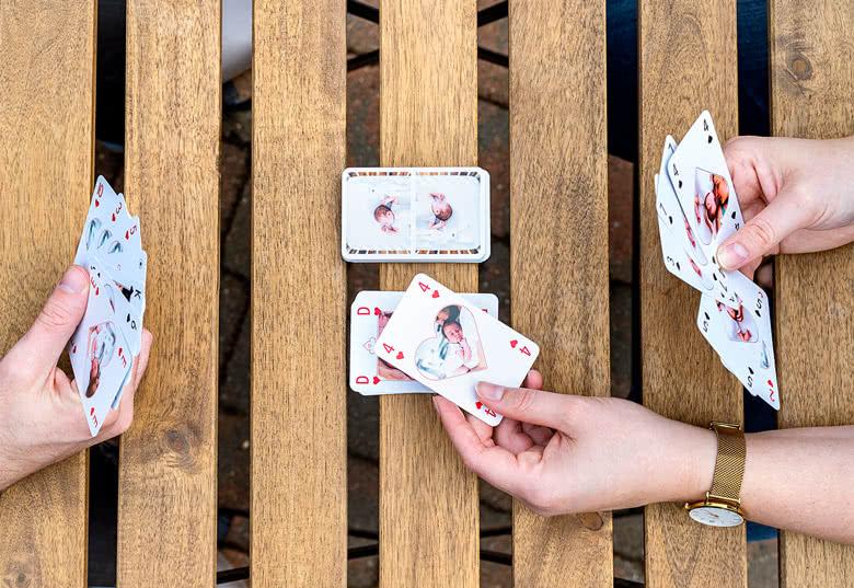 Yksilölliset pelikortit