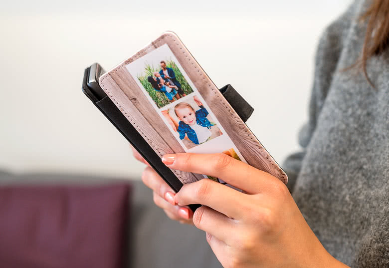Make a Samsung Wallet Case