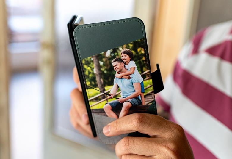 Tee Samsung kännykkälompakko