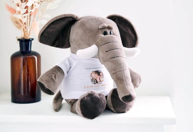 Create a Stuffed Animal