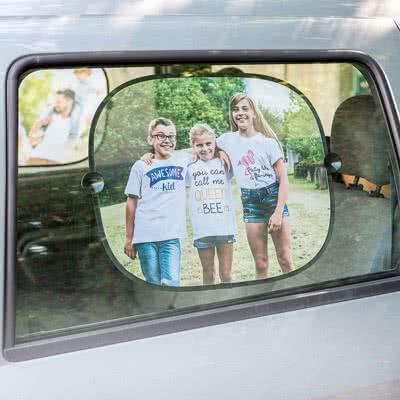 Zonnescherm voor auto