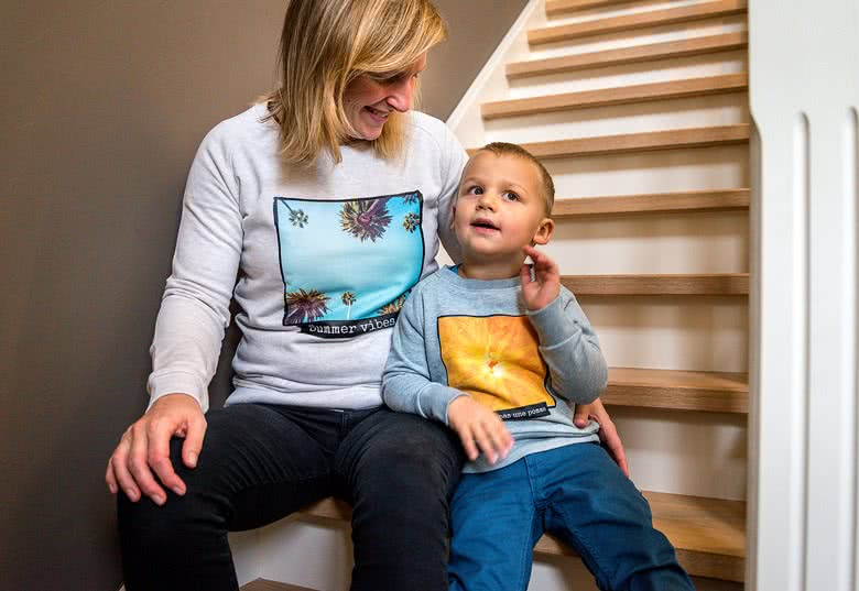 Create a Sweater for Children