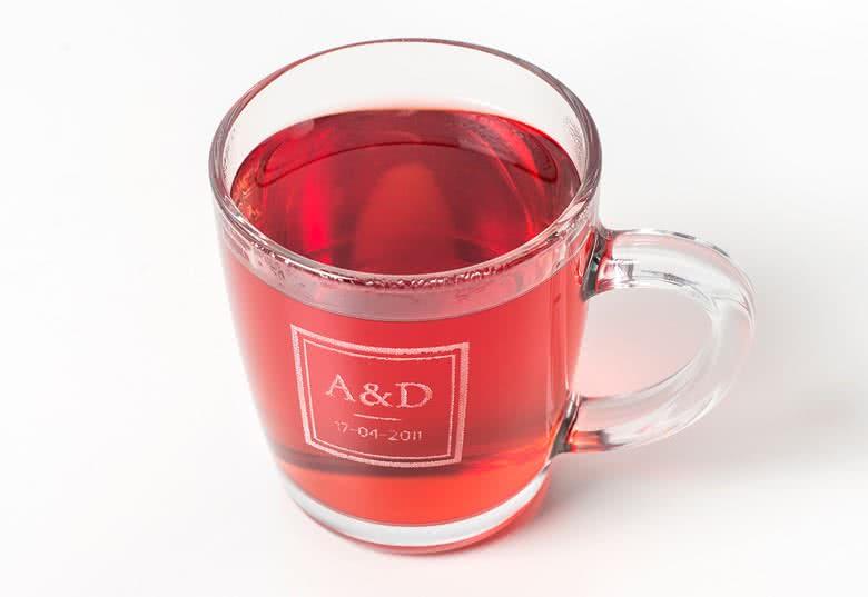 Create a Tea Glass