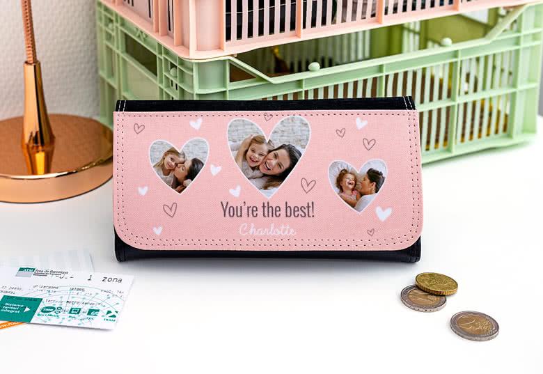 Damen-Portemonnaie erstellen