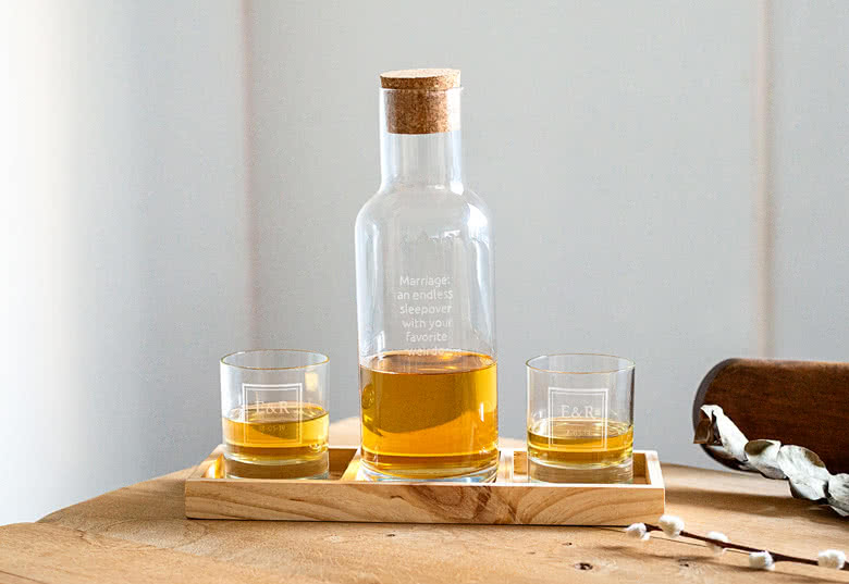 Create a Whiskey Glass