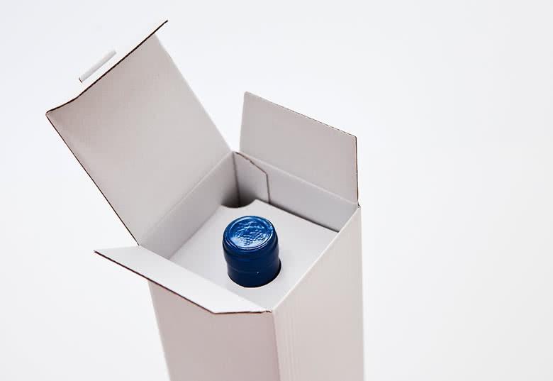 Je crée ma boîte