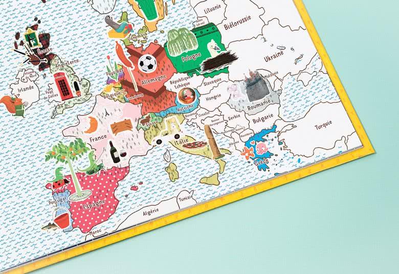 MyNameBook Europe garçon