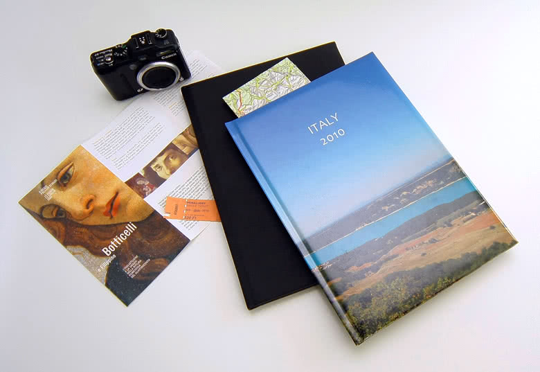 Photo Book Large Portrait Hard Cover