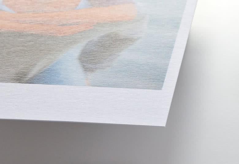 Høykvalitetspapir med tekstur 300 g