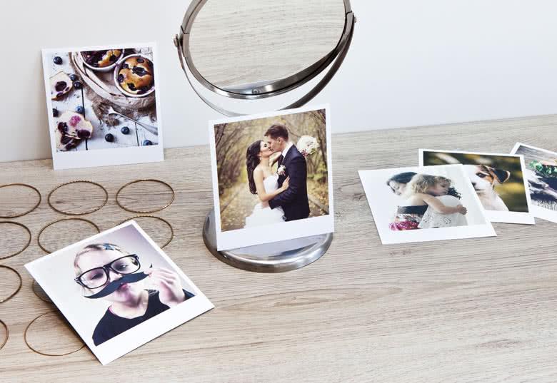 Créez une impression photo sur papier épais