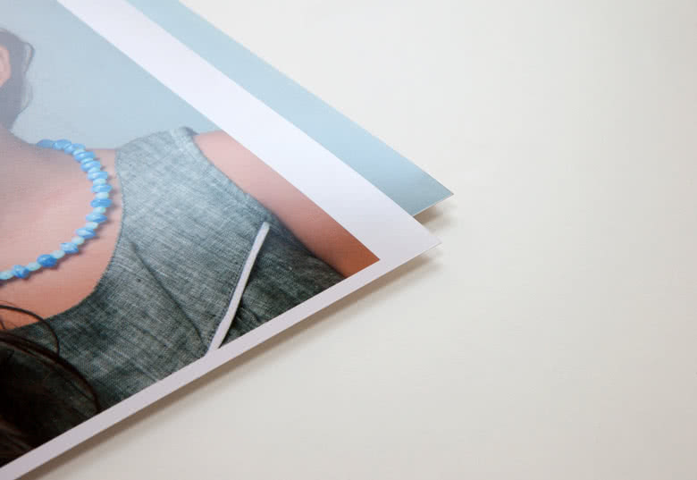 High quality matte photo paper