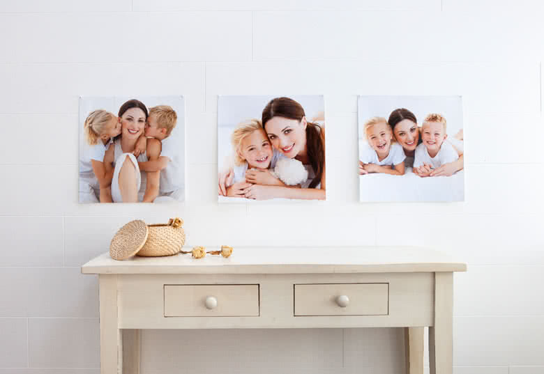 Order Square Photo Posters