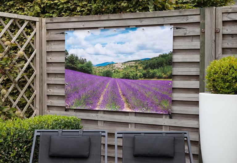 Make an Outdoor Banner