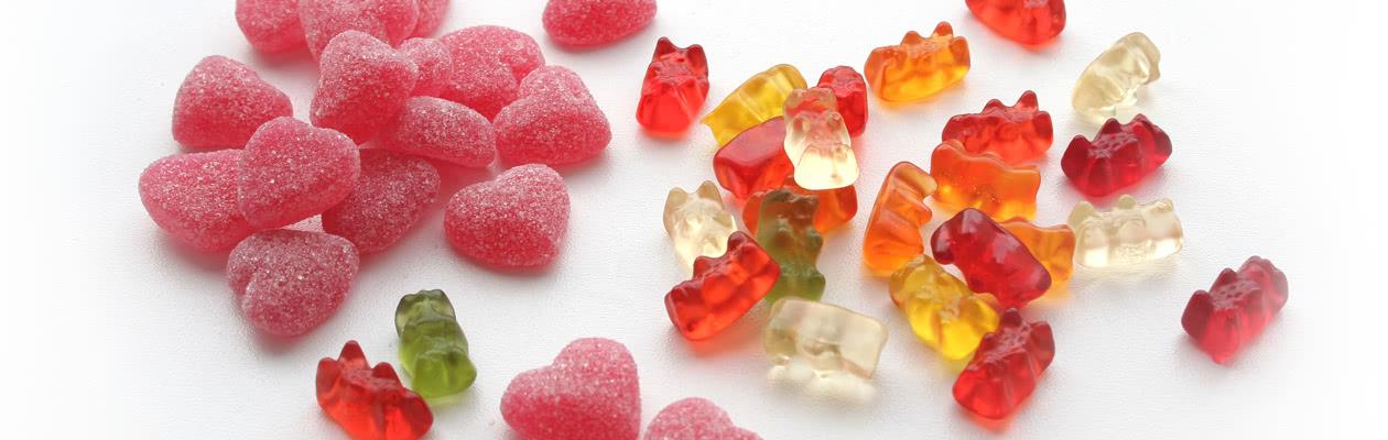 Remplissez vos bocaux avec des bonbons gourmands